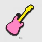 Chav. Emborrachados Colors P016 - Guitarrinha - Resina 01 lado