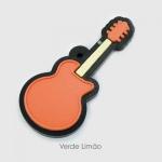 Chav. Emborrachados Colors P017 - Violinha - Resina 01 lado
