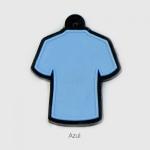 Chav. Emborrachados Colors P022 - Camiseta - Resina 01 lado